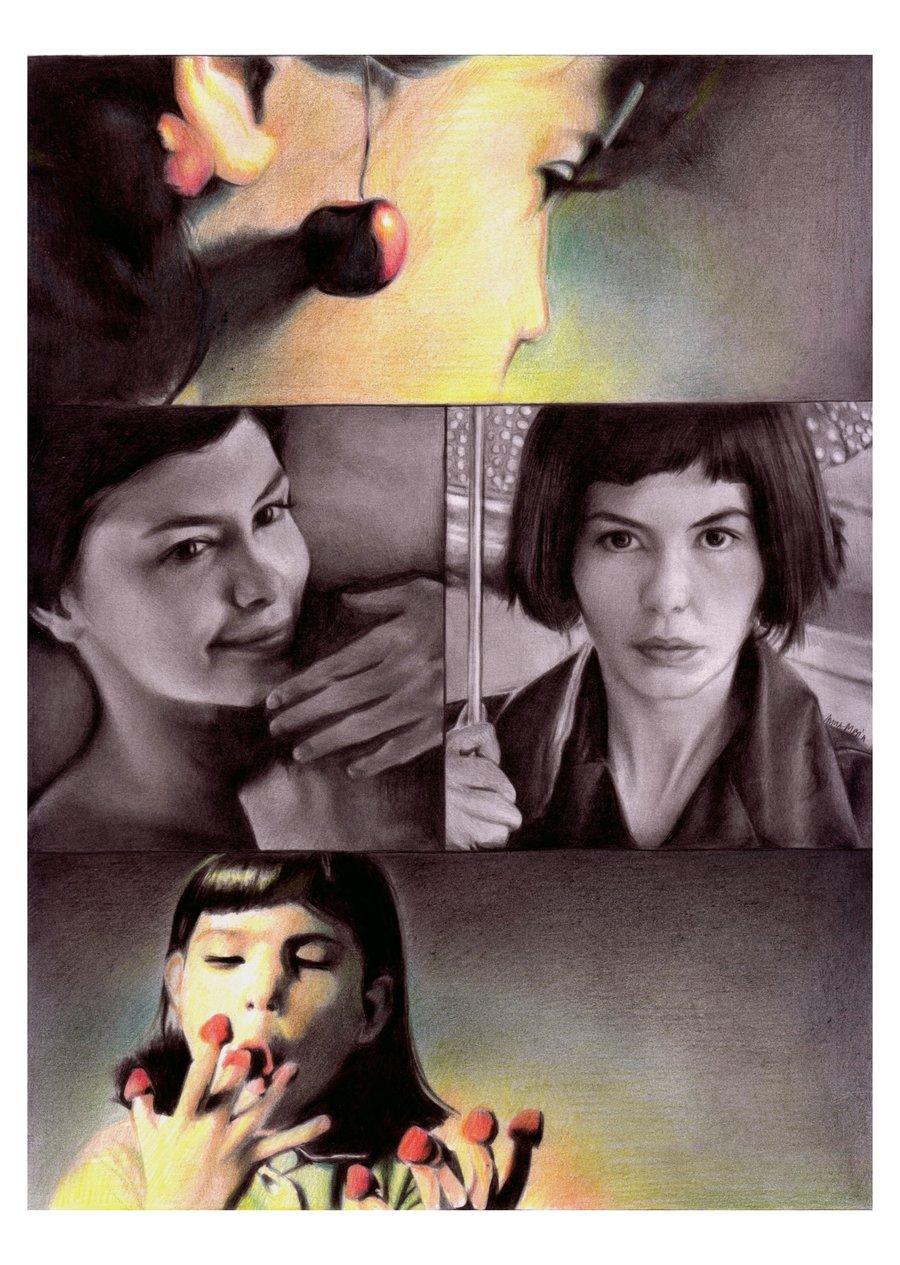 Потрясающие рисунки by Anna-Maria Zingg