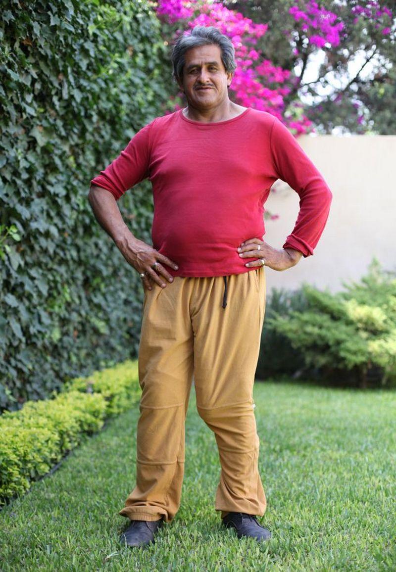 Мексиканец с полуметровым «шлангом»