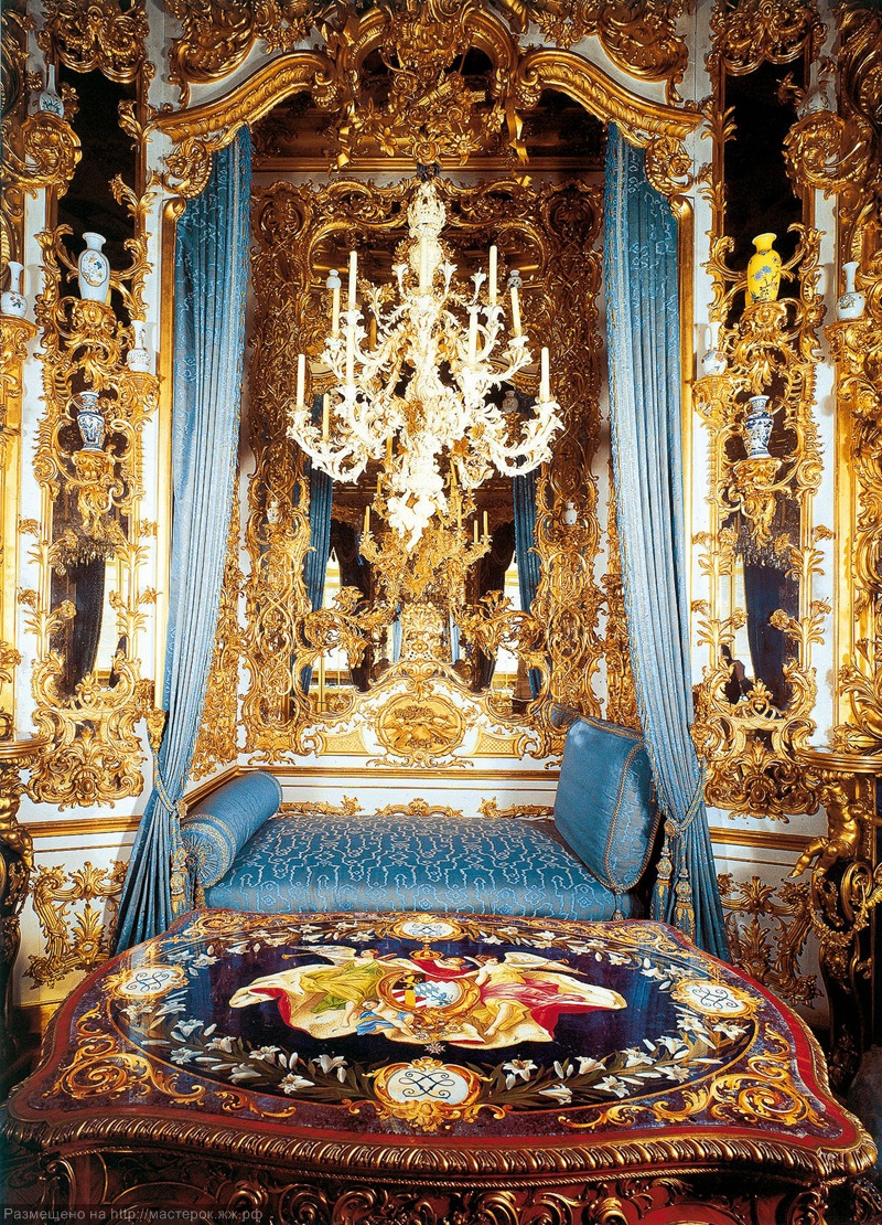 Linderhof Castle - Hall of Mirrors (From Photo CD)