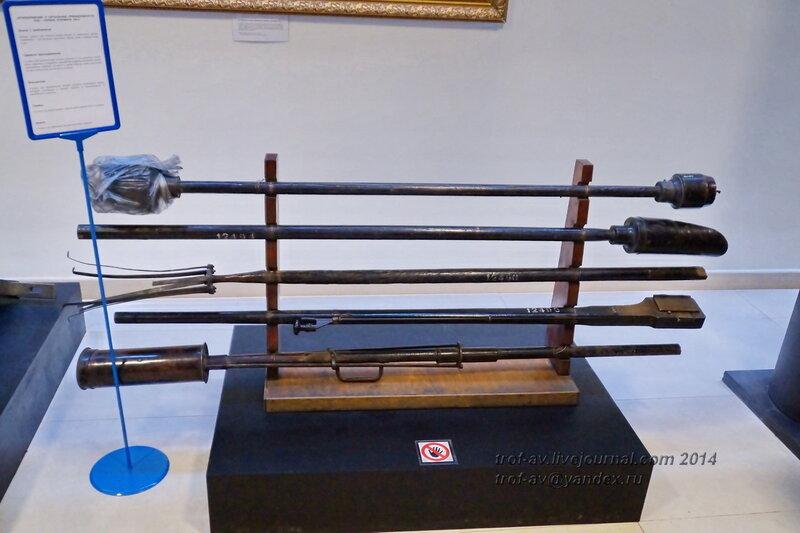 Артиллерийские принадлежности, 18-нач. 19 в., Центральный военно-морской музей, Санкт-Петербург