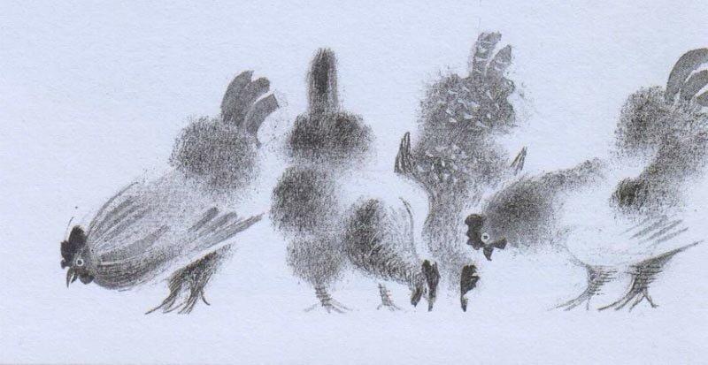Алексей Рейпольский Черная курица или подземные жители