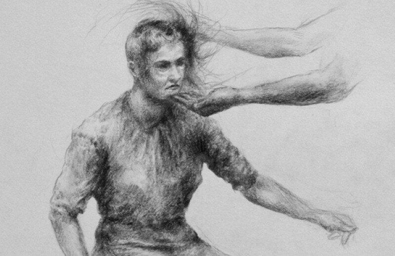 Реалистичные рисунки карандашом Kristy Griggs 21