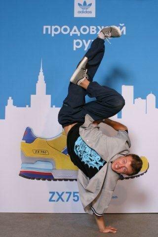 adidas Originals объединил лучших танцоров мира