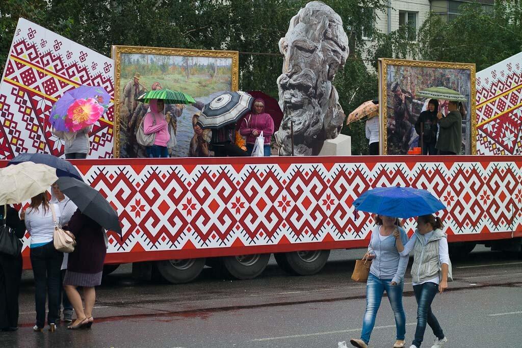 Мордовская культура