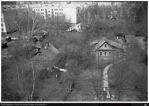 1980-е, Дворик на Енисейской улице