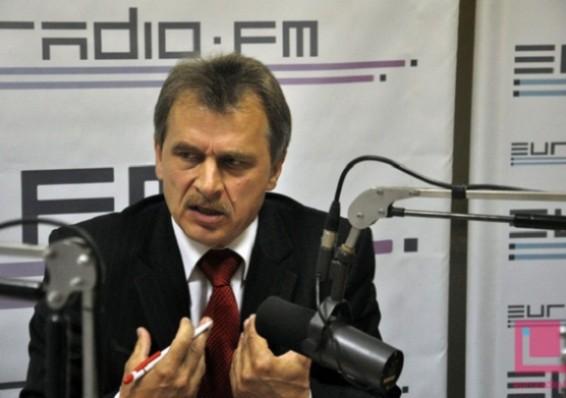 Лебедько снимает свою кандидатуру на последнем этапе выборов