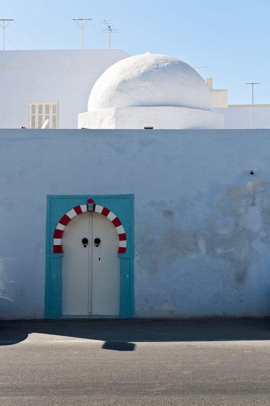 дверь Тунис