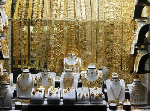 В золотом свете