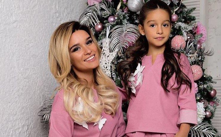 Ведущей детского «Ревизорро» вполне может стать дочь Ксении Бородиной