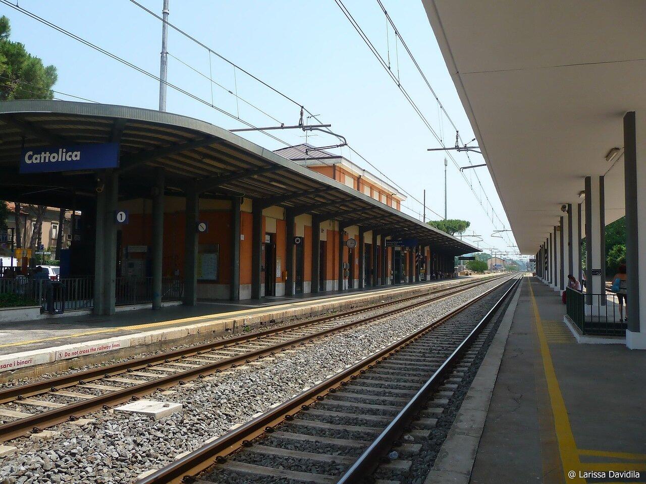 Italia. Cattolica-2012.