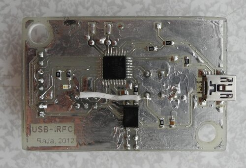 USB-IRPC Bare Back