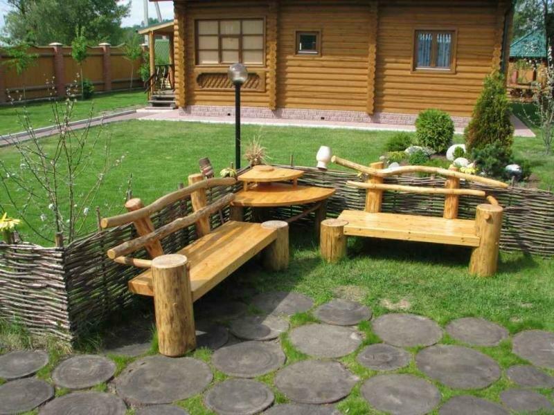 Схема деревянные столы своими руками 50