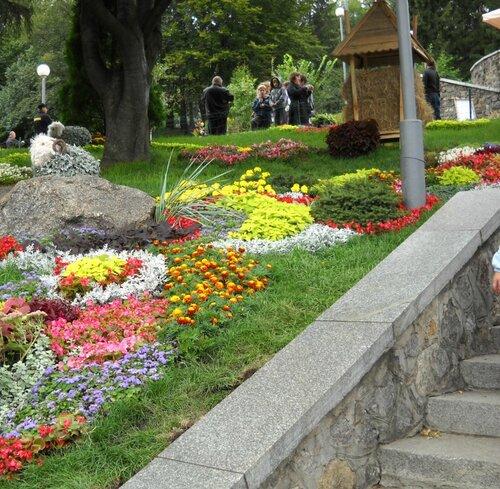 Печерский ландшафтный парк Киев