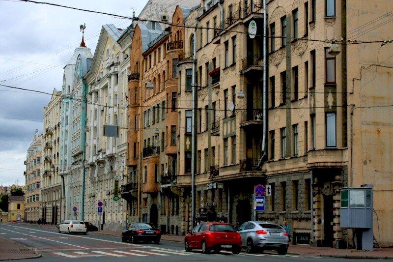 Шпалерная улица