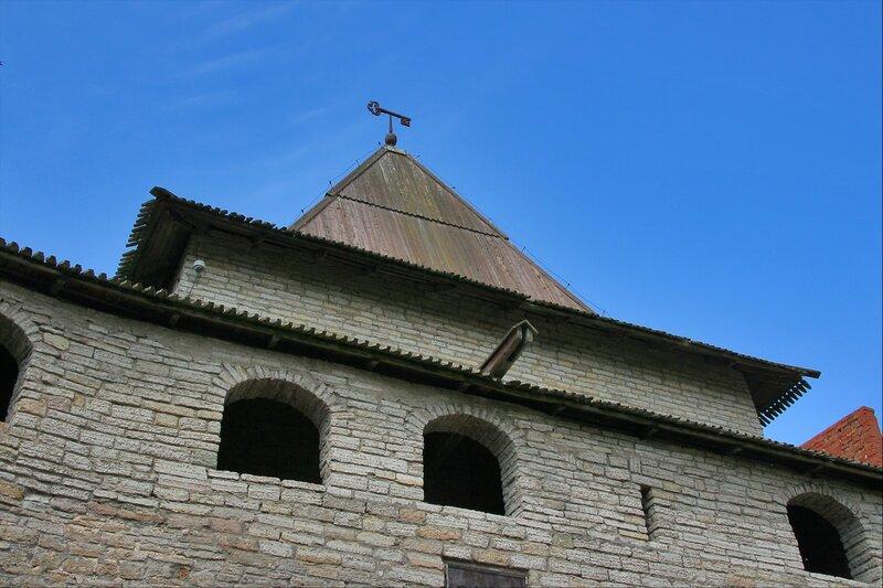 Крепость Орешек, Государева башня, Шлиссельбург