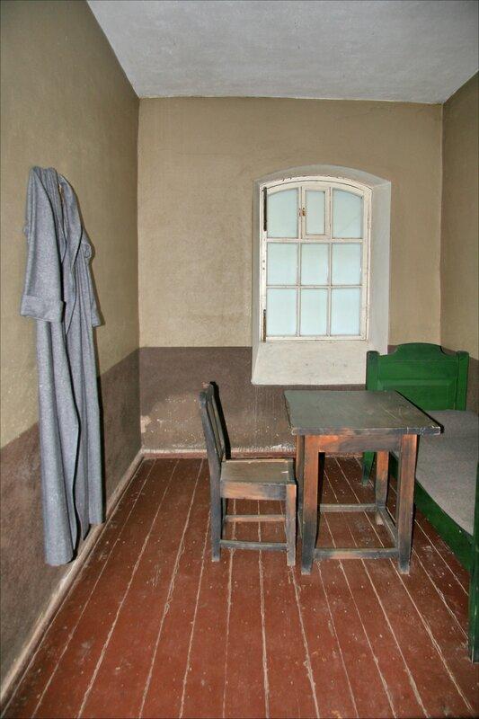 Крепость Орешек, Старая камера в Старой тюрьме