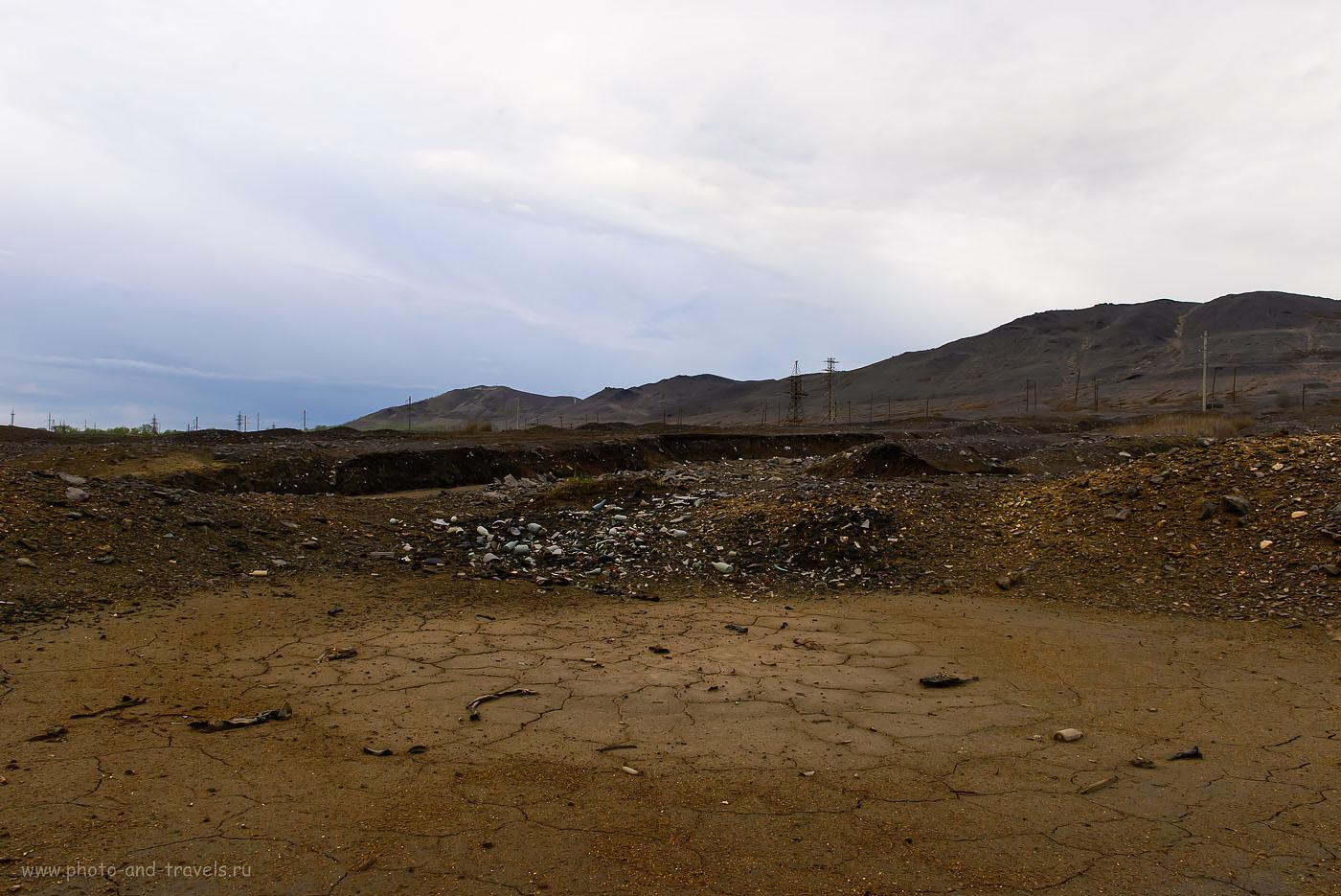 "Фото 18. Пустыня ""Карабаш"" (1000, 24, 10.0, 1/320)"