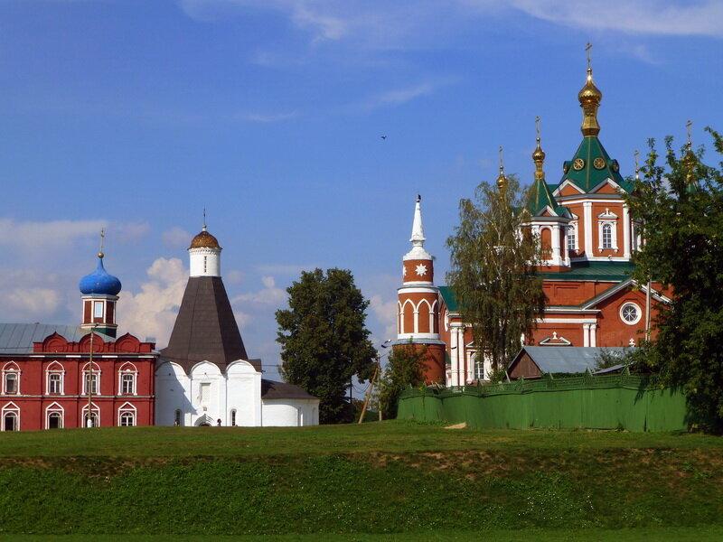 Шатровая церковь  (Коломна) 1552 г