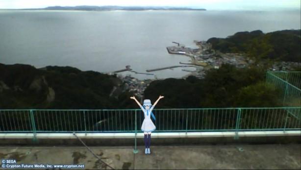Project DIVA F, фото японии, Вокалоиды, Хатсунэ Мику