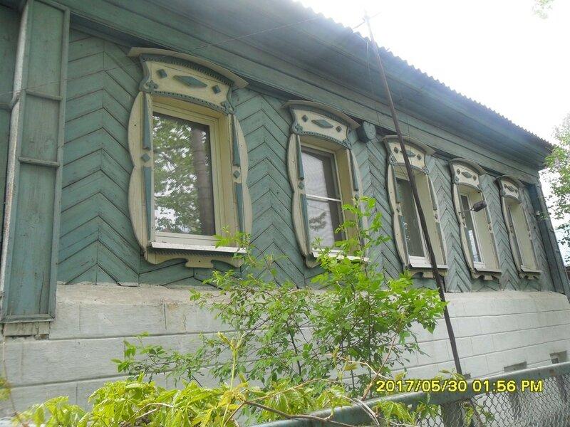 Старые дома в Кыштыме