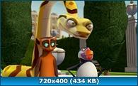 Пингвины Мадагаскара (Сезон 3) / The Penguins Of Madagascar (Season 3) (2011-2012) DVDRip + HDTVRip + SATRip