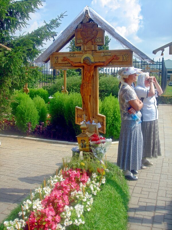 Лето,Дивеевские торжества  преп.Серафима Саровского