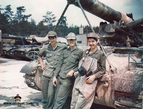 Mike Tucci, Hillbilly and PFC Lamonte
