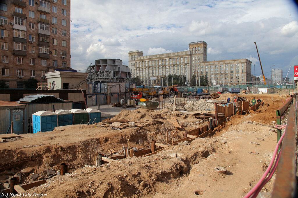 Re: Реконструкция Ленинградского шоссе (проспекта) .