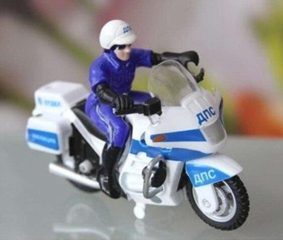 Теперь я понял, как мотогайцы держатся на мотоциклах