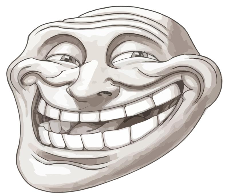 картинки троллфейс на аватарку данный
