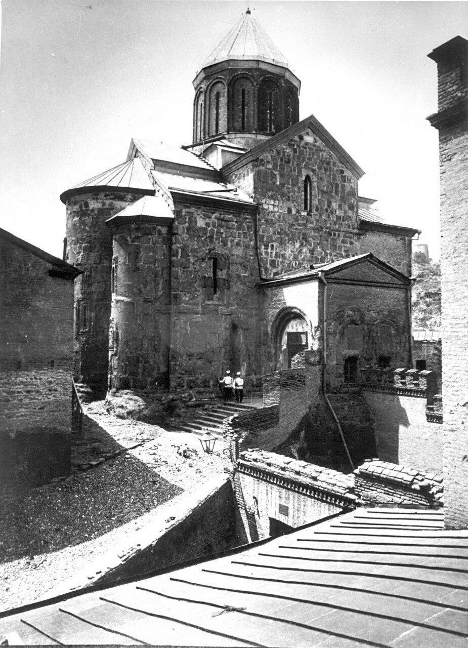 Церковь Успения Богородицы в Метехском замке