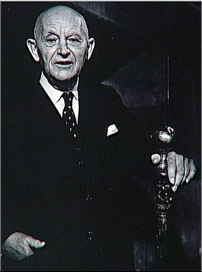 1960. Портрет Канвейлера