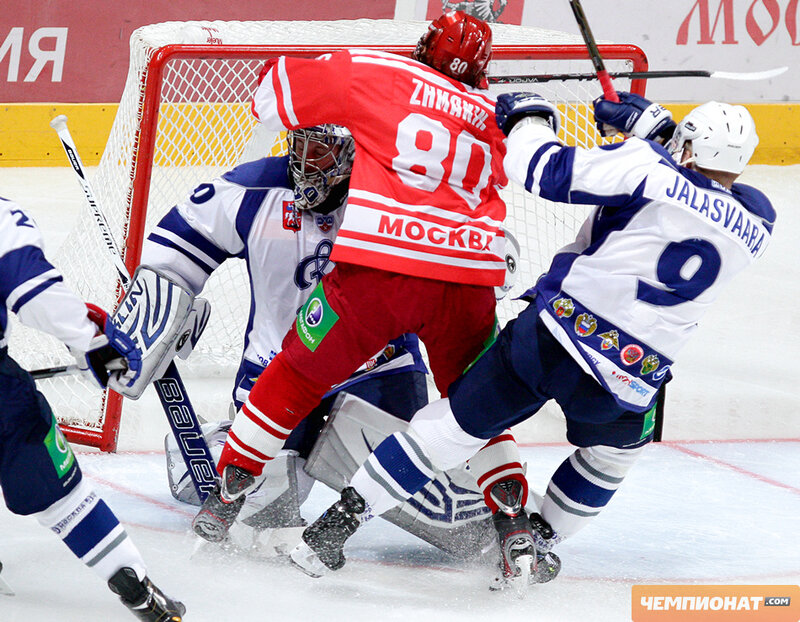 «Спартак» vs «Динамо» 2:4 Кубок мэра 2012 (Фото)
