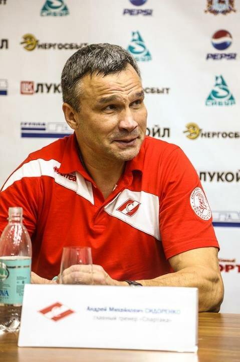 «Спартак» vs «Динамо» (Рига) 3:2 Кубок губернатора 2012. Финал  (Фото)