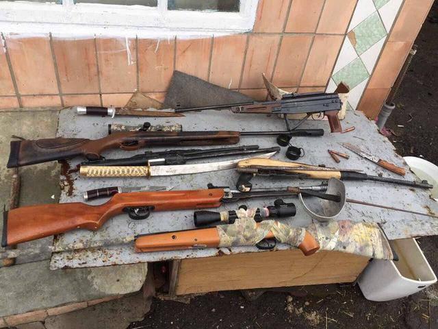 Наркоделец, приторговывавший оружием, задержан в Ривном, - СБУ. ФОТОрепортаж