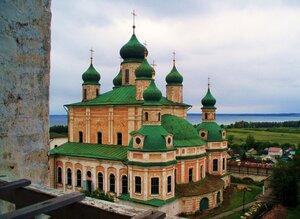 Собор Успения Пресвятой Богородицы в Переславле-Залесском