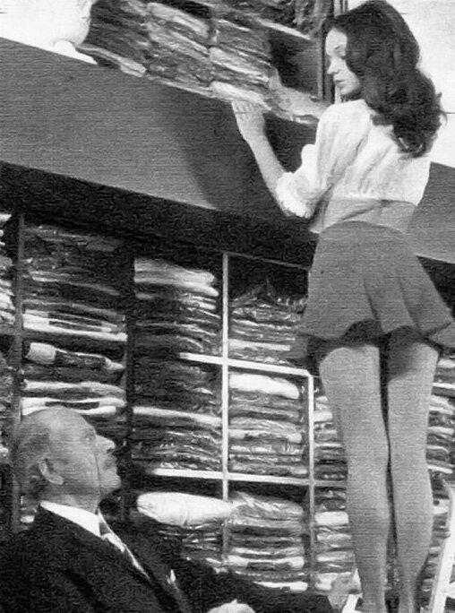 мода 1960-х