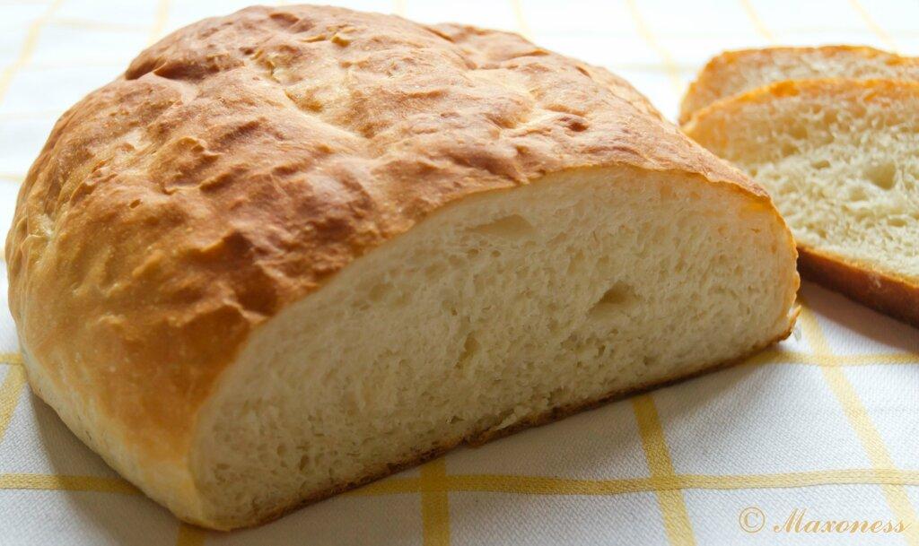 Хлеб на сыворотке в итальянском стиле