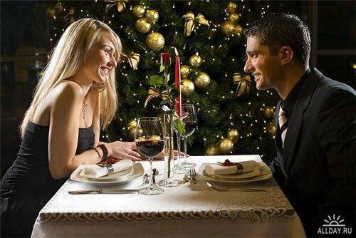 Влечение и любовь в романтическом раю