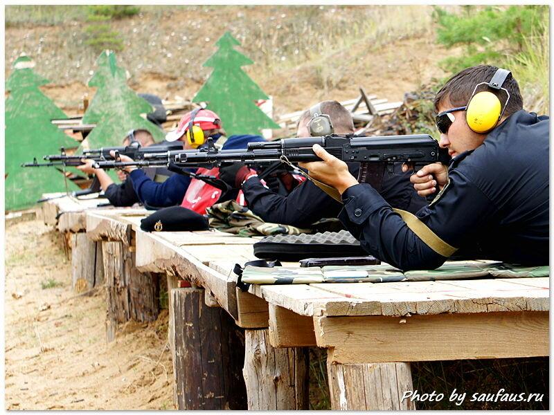 Чемпионат ФСКН по стрельбе
