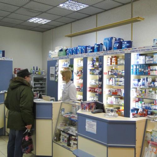 Обогреватели Алмак ИК-8 (Almac ИК-8) в аптеке