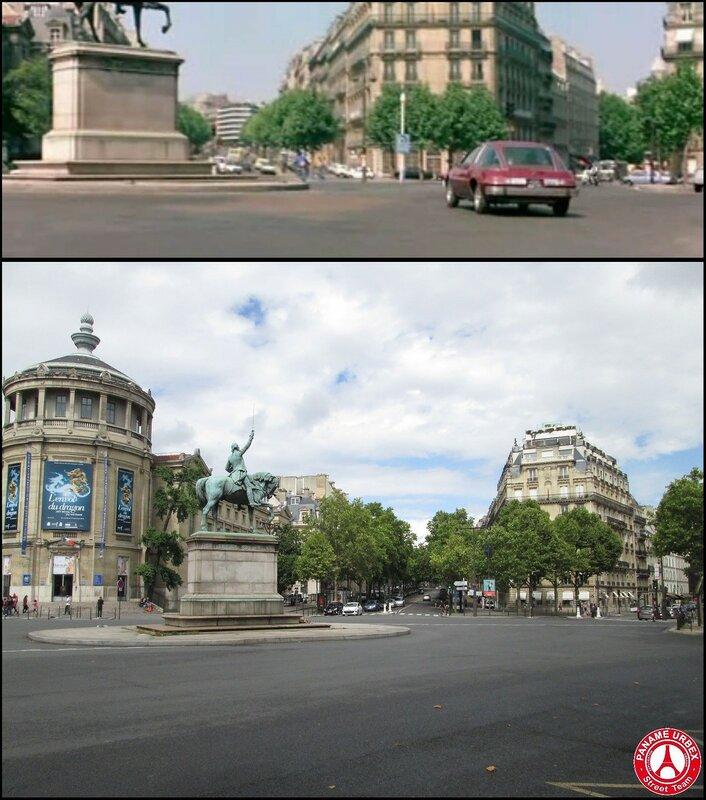 L'aile ou la cuisse (Zidi, 1976). 5 Place d'Iéna, 75116 Paris