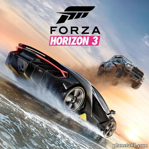 Forza Horizon 3 (2016/RUS/ENG/MULTi/RePack by xatab)