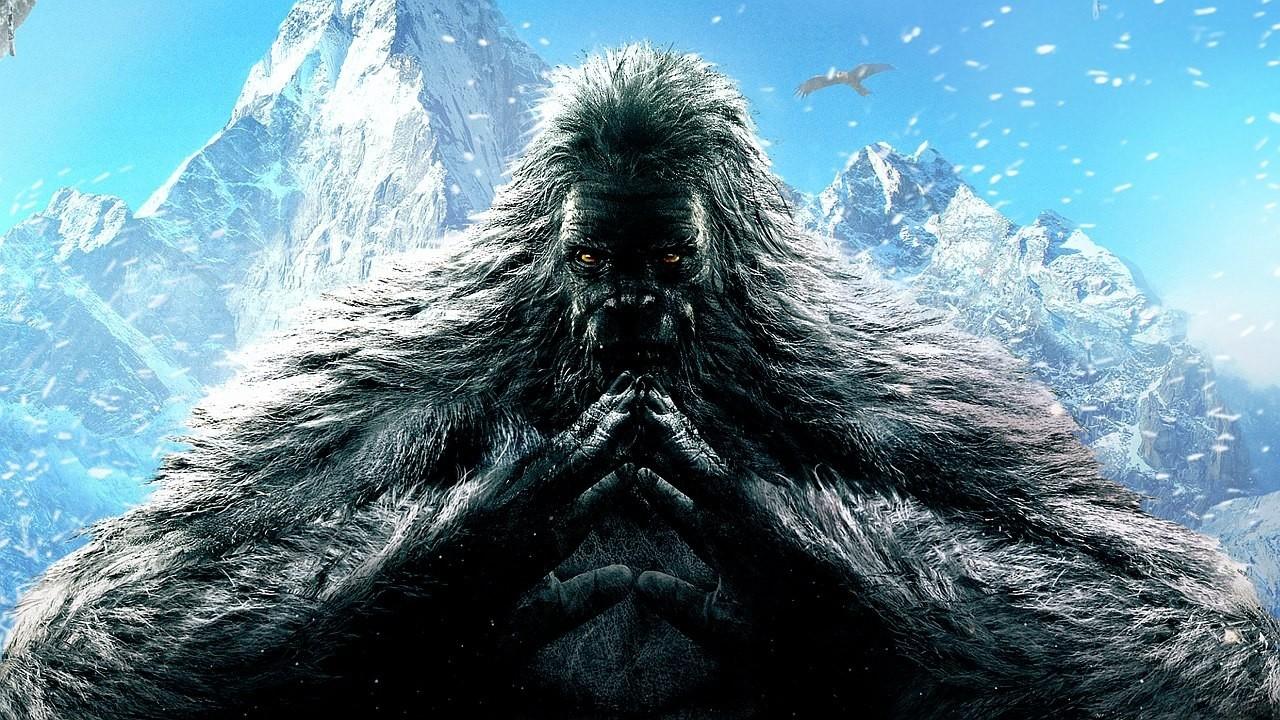 Интернет раскололо видео со «снежным человеком»