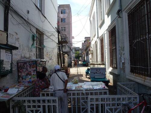 Задворки парадных улиц Хэйхе фото