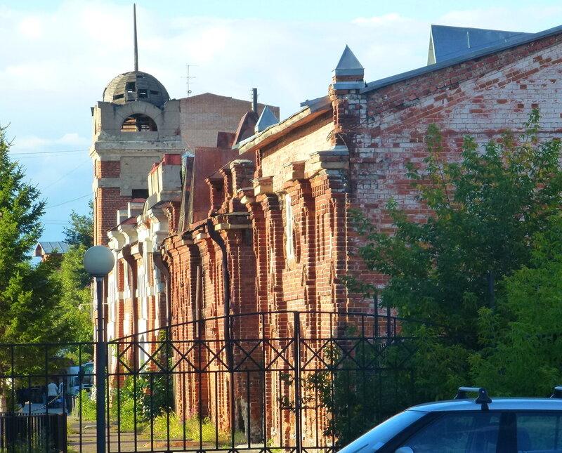 Старые дома Томска это не только дерево