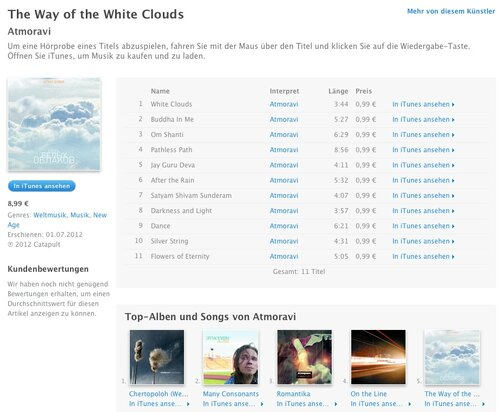 iTunes-clouds