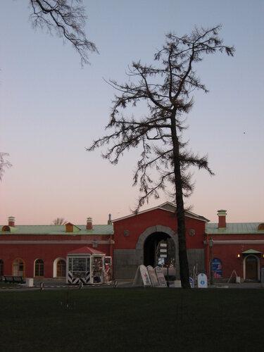 Фото Иоанновский равелин Петропавловской крепости Санкт-Петербург 2011