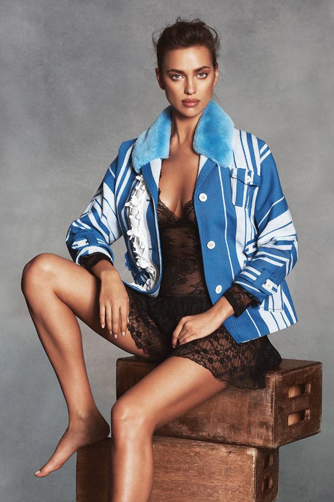 Ирина Шейк в S Moda