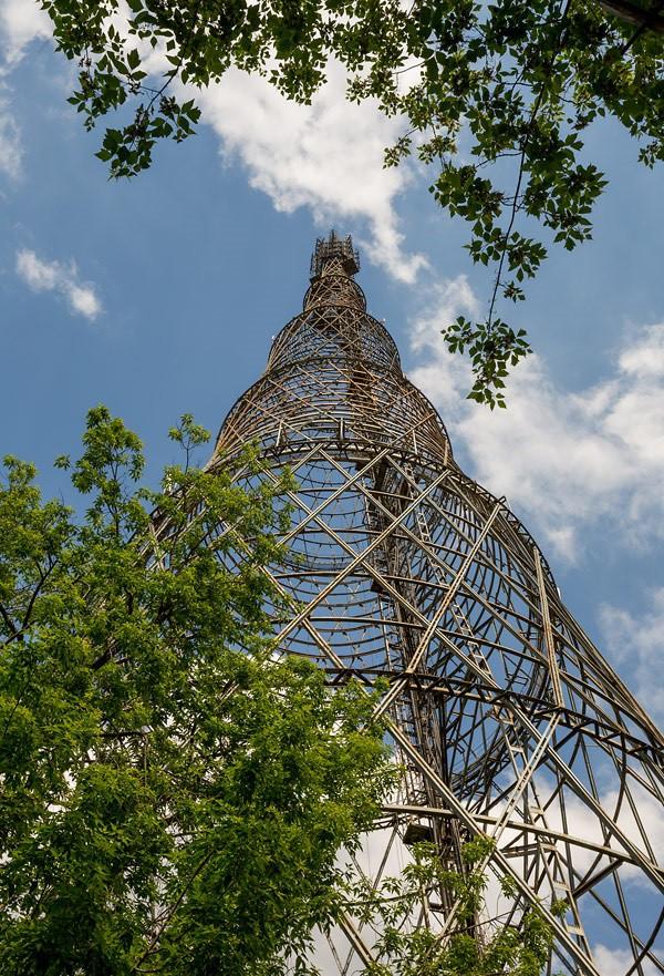 выдающимся реставрация шуховской башни фото займёт вас более